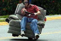 The crazy world of sofa racing!
