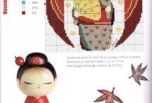 Cross stitch - Ethnique