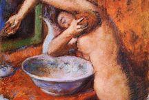 ARTIST - Edgar Degas