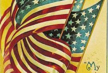 My Country 'tis of Thee / Fourth of July ideas / by Gitta Maehrlein