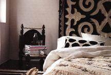 bedrooms / by Rachelle Evans