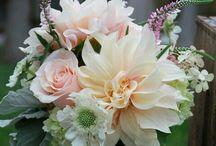 flores para mesas largas