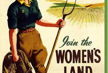 British Women's Land Army