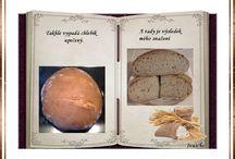 foto návod na kváskový chléb