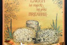 IndigoBlu Challenge 44 - Autumn Wildlife