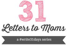 #31 Days Writing Challenge / by Just Julie Ann