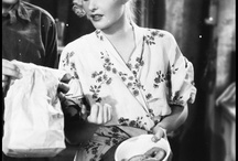 Barbara Stanwyck / by Leland Johnson