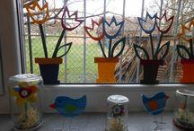 Vyzdoba okien JAR