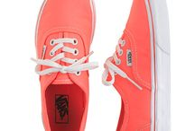 I want these vans! / Vans are awesome! u mostly see guys wearing them! I want some!!!