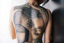 Tattoo shit...