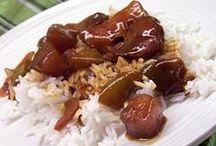 Hawiian recipes