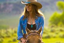 western hölgyek