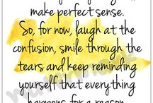 Words to live by... / by Kristin Marshall