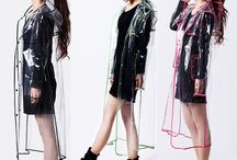 Clear PVC Fashion