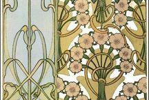 Mucha dekorációk