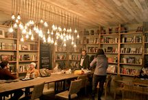 Book-Coffee Shop / ...