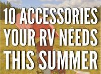 RV Top Items to Have