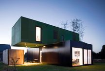 Shipping Container Homes / by Meghan Griesemer