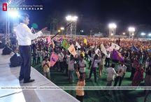 JCBF2016 Bhadrachalam / Jesus Christ Blessing Festivals Bhadrachalam