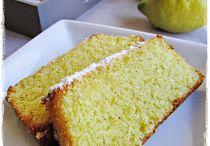Biscocho de maíz  y limón