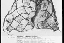 Medievale hairnet (finds)