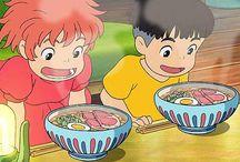 Ponyo / jak moc máš rád šunku? jako Ponyo! :-)