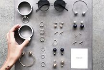 Accessorize / Jewelry flatlay inspirations