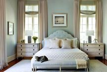 bedrooms / by Chantal Silvano