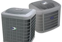 HVAC Products offered by AllWeather Contractors / by All Weather Contractors