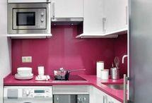 cozinha de apê
