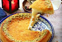 Middle Eastern Cuisines