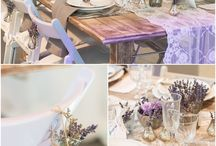 Wedding {Bohème Lavendel}