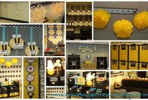Bee Theme Classroom / by Shondricka Battiste