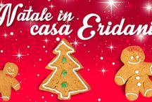 Natale in #CasaEridania / Natale in Casa Eridania è un momento di tradizione italiana, di dolcezza, di ricordi, un momento da vivere insieme! #tradizione #natale #eridania #Italia #lavitèdolce