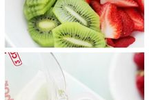 healthy snacks / by Emily Sutton