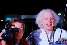 Back To The Future / Apparently we're now living in the future that Marty McFly visited in BTTF2