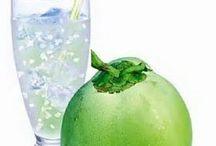 khasiat air kelapa hijau