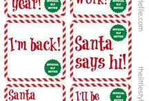 Kringle / Brining Christmas cheer straight from Santa himself