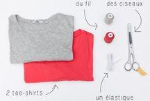 Vêtement femme / Couture