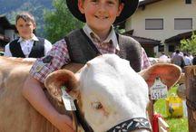 Gauder Fest Austria / Every Year in Austria, Zell im Zillertal