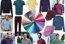 Kleuranalyse mannen
