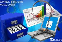 Control and Security Management / * MAXX protects and secures the confidential business application and data.... http://maxxerp.blogspot.in/2013/12/control-and-security-management-maxx.html