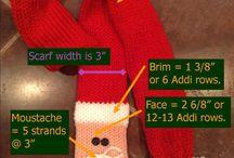 Addi Loom knits