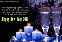New Year / Happy New Year 2017 Wishes, Quotes, Sayings, Wallpaper, Whatsapp Status, Greetings Messages Text and more.