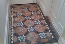 Reclaimed Floor and Quarry Tiles / We supply lots of quarry tiles and other flooring tiles that have been reclaimed