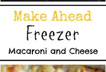 Just Macaroni and Cheese / Mac and Cheese Recipes to Please!