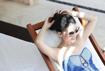 Holiday in style at The Bale with Anastasia Siantar / Here's a little treat for all of you who are dreaming about sunny weather… curated by our hottest Indonesian Fashion Blogger @AnastasiaSiantar   www.thebale.com