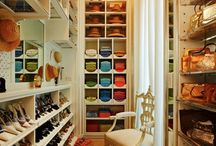 Walk-in Closets ideas