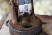 Re-purposing Ideas / Ideas for creating something useful from something old.