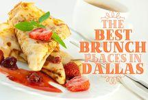 In Dallas we brunch